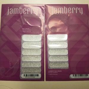 Jamberry Diamond Dust Sparkle Nail Wrap